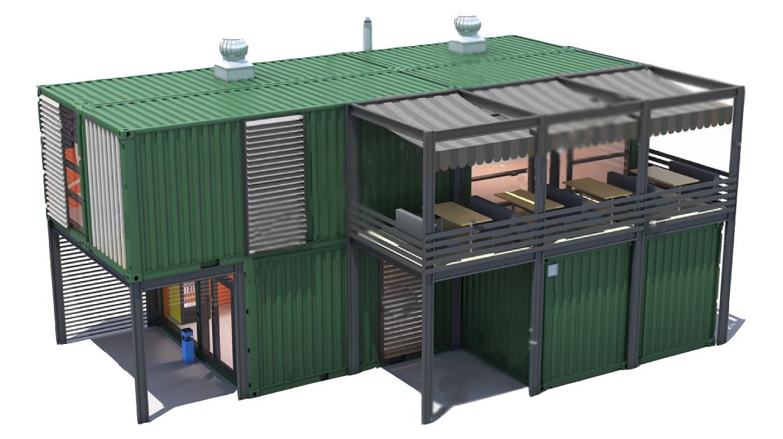 Bureau container pro construction modulaire à marseille aix nice