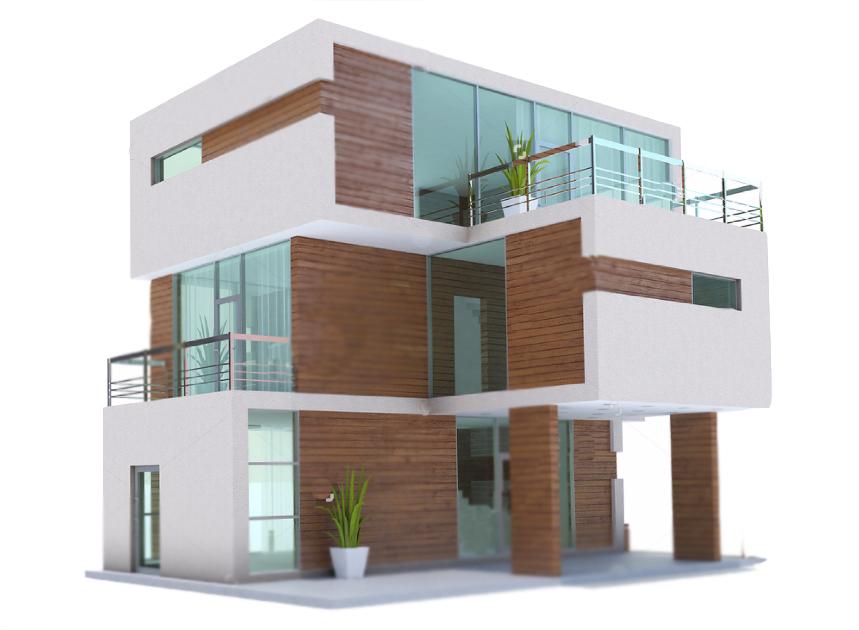 Bureau container maison eco